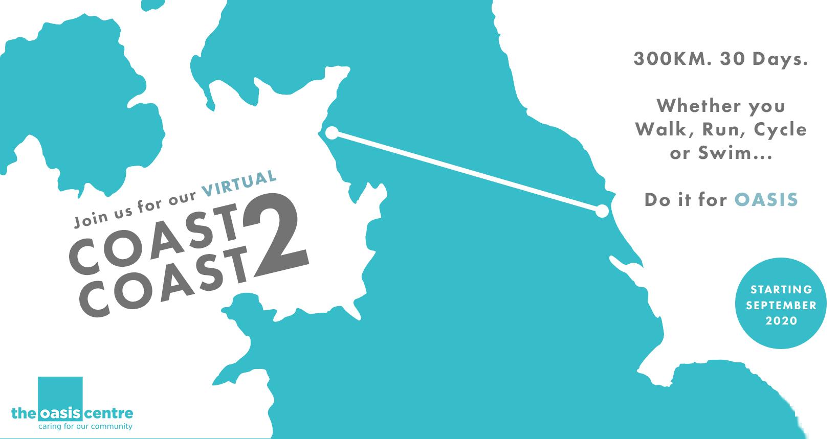 Oasis Coast to Coast 2020